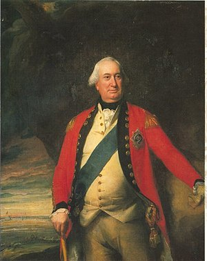 English: Charles Cornwallis, First Marquis of ...